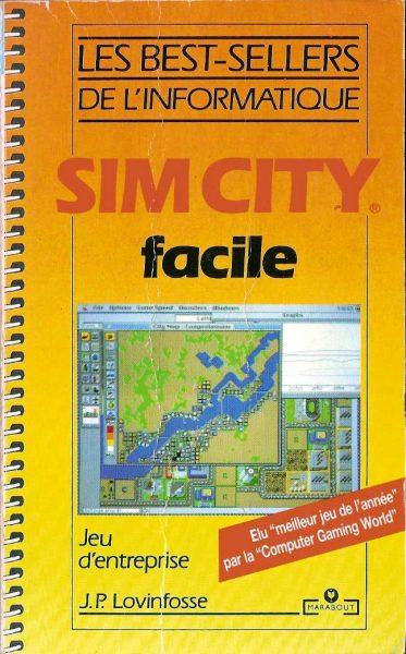 guide officiel Sim City