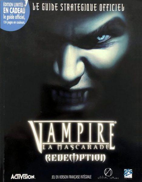 guide Vampire : La Mascarade - Redemption