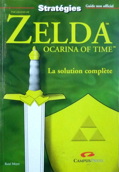 guide The Legend of Zelda - Ocarina of Time