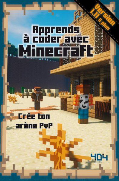 Apprends à coder avec Minecraft