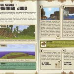 guide officiel minecraft débuter