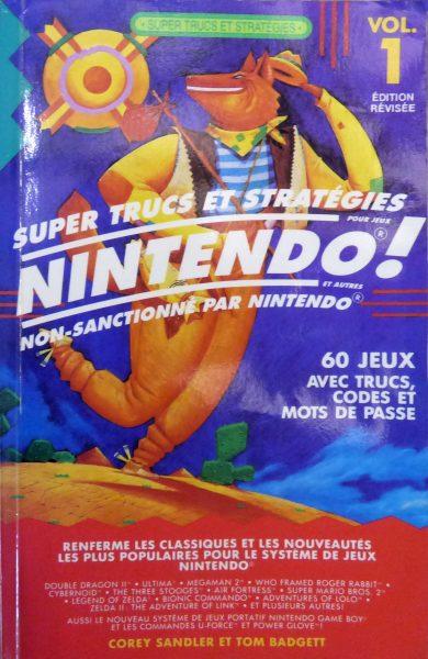 Supers trucs et stratégies pour jeux Nintendo